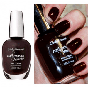 Sally Hansen Lakier Nailgrowth Miracle Wholesome Earth Nr 360