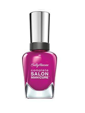 Sally Hansen Lakier Salon Complete Manicure Cherry Cherry Bang Bang 414
