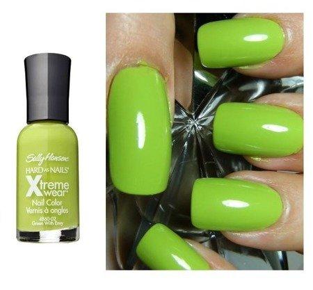 Sally Hansen Lakier Xtreme  Nr 110 Green With Envy