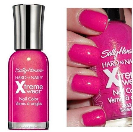 Sally Hansen Lakier Xtreme Nr 240 Twisted Pink
