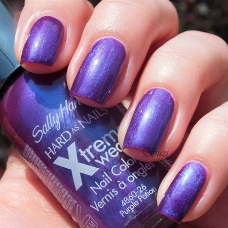 Sally Hansen Lakier Xtreme Nr 350 Purple Potion