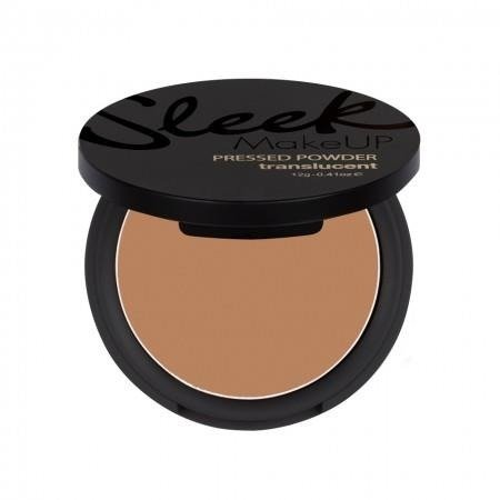 Sleek Makeup Translucent Pressed Powder Puder Prasowany Light 276