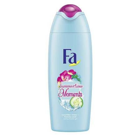 Summertime Moments Shower Gel żel pod prysznic Cucumber Water Fresia Scent 400ml