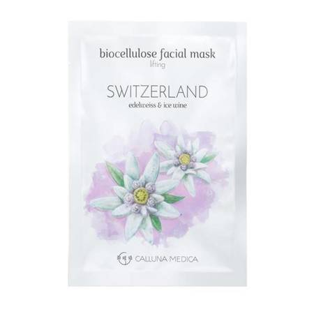 Switzerland Lifting Biocellulose Facial Mask liftingująca maseczka w płachcie z biocelulozy 12ml