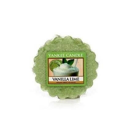 YANKEE CANDLE Wax wosk Vanilla Lime 22g