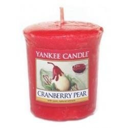 Yankee Candle Sampler Votive Cranberry Pear