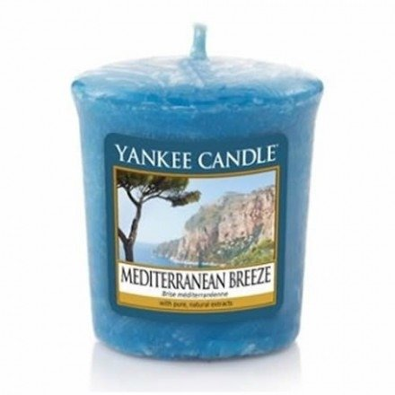Yankee Candle Sampler Votive Mediterranean Breeze 49g