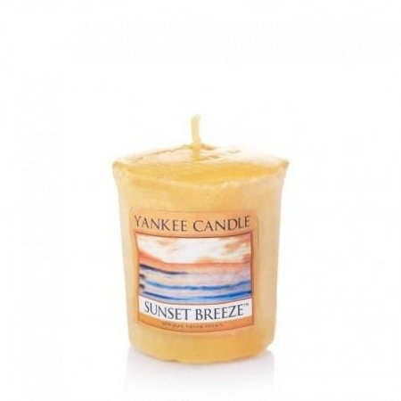 Yankee Candle Sampler Votive Sunset Breeze