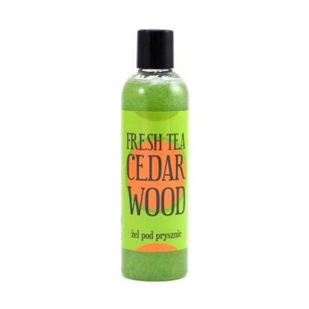 Żel pod prysznic Fresh Tea Cedar Wood 250ml